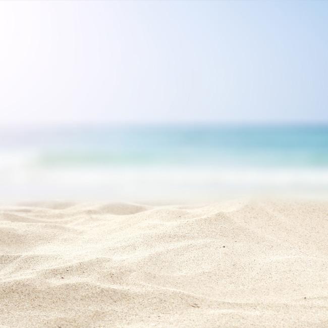spirituelle hypnose – beruhigender Sanstrand und Meer